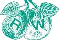 Roel Wellner Fruit Logo